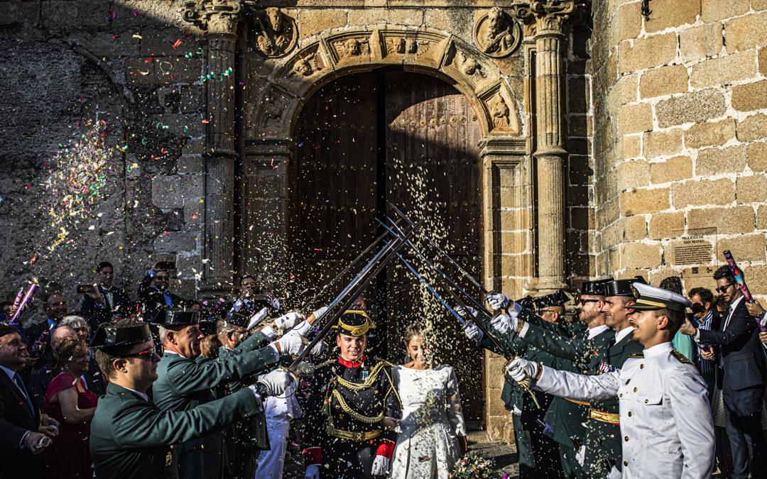 Bodas con encanto en Extremadura ¡Disfruta de un día único!